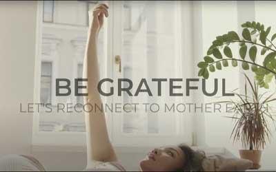BeGrateful è il nuovo concept Novacolor